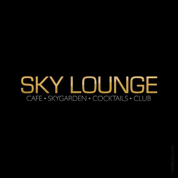 SKY LOUNGE Steyr Logo ehemaliges Luxor Steyr